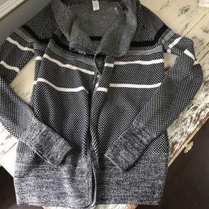Ivivva wrap sweater
